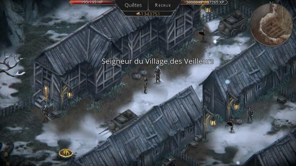 Capture d'écran n°8 du Jeu Vampire's Fall: Origins
