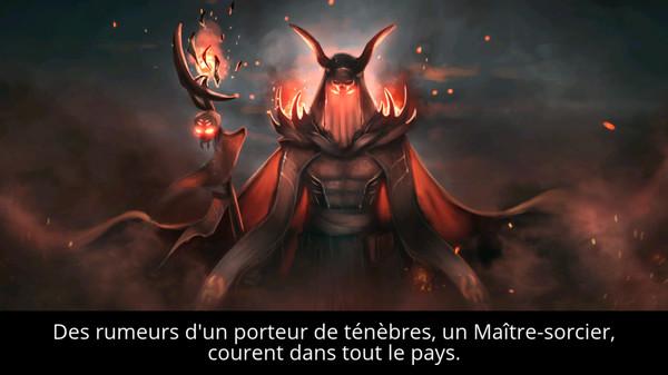 Capture d'écran n°1 du Jeu Vampire's Fall: Origins