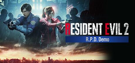 """RESIDENT EVIL 2 """"R.P.D. Demo"""""""