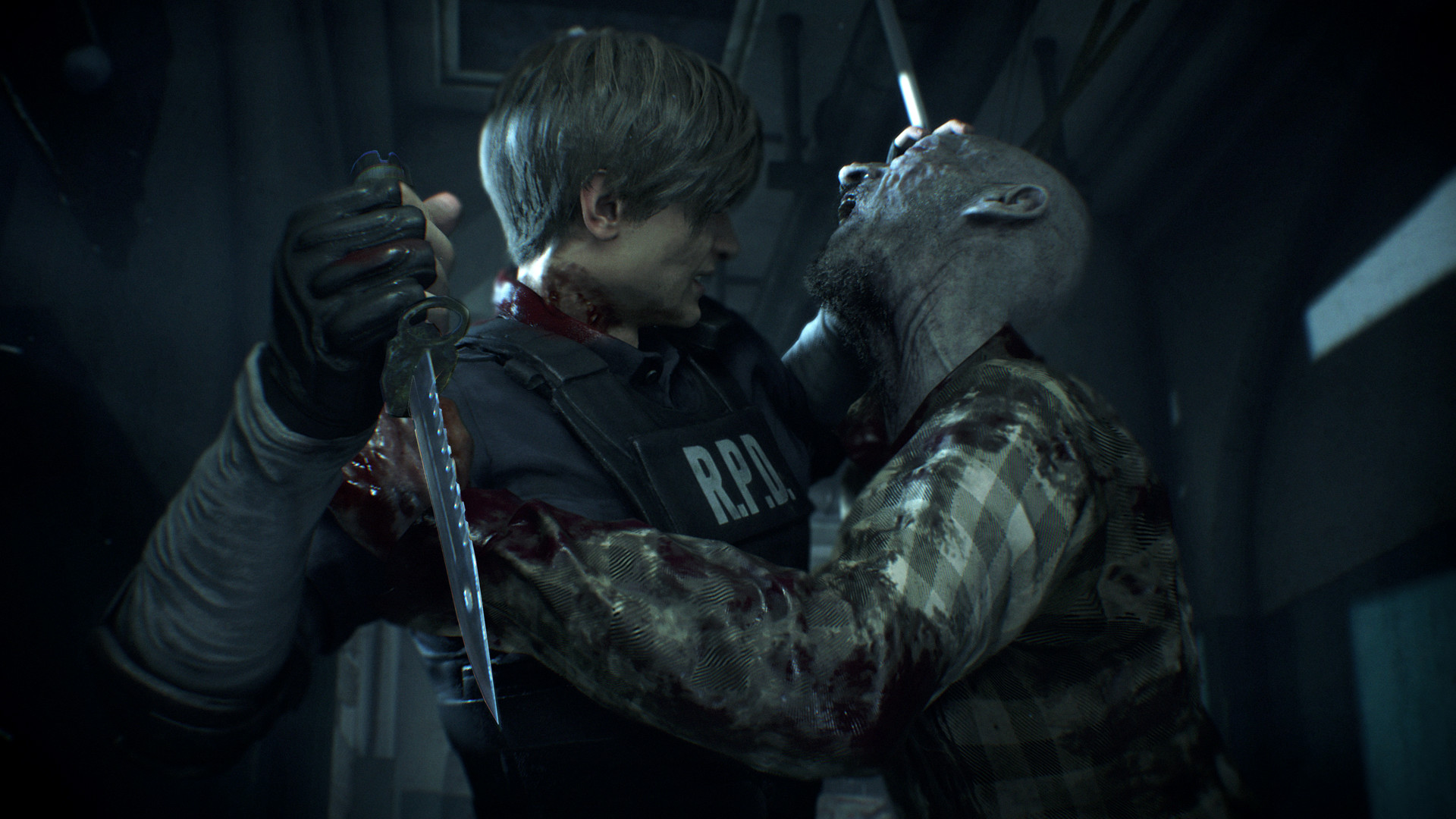 The RESIDENT EVIL 2 R.P.D. Demo is now available as a free download!