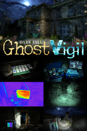 Dark Fall: Ghost Vigil poster image on Steam Backlog