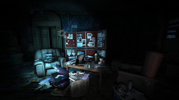 Capture d'écran n°3 du Jeu Dark Fall: Ghost Vigil