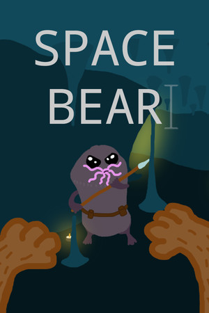 Space Bear poster image on Steam Backlog