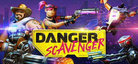 Danger Scavenger [PT-BR] Capa