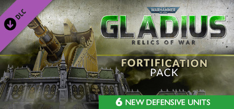 Warhammer 40,000: Gladius - Fortification Pack cover art