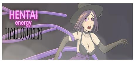 Hentai energy: Halloween cover art