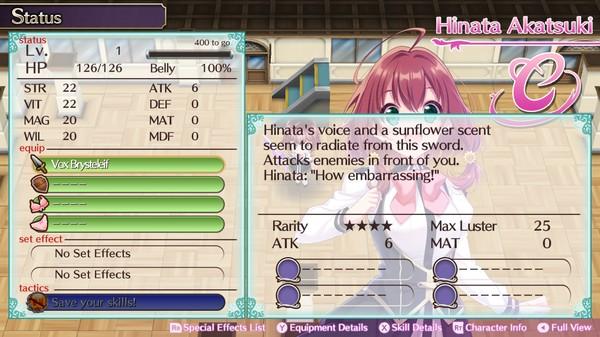 скриншот Omega Labyrinth Life - Vox Brysteleif 2