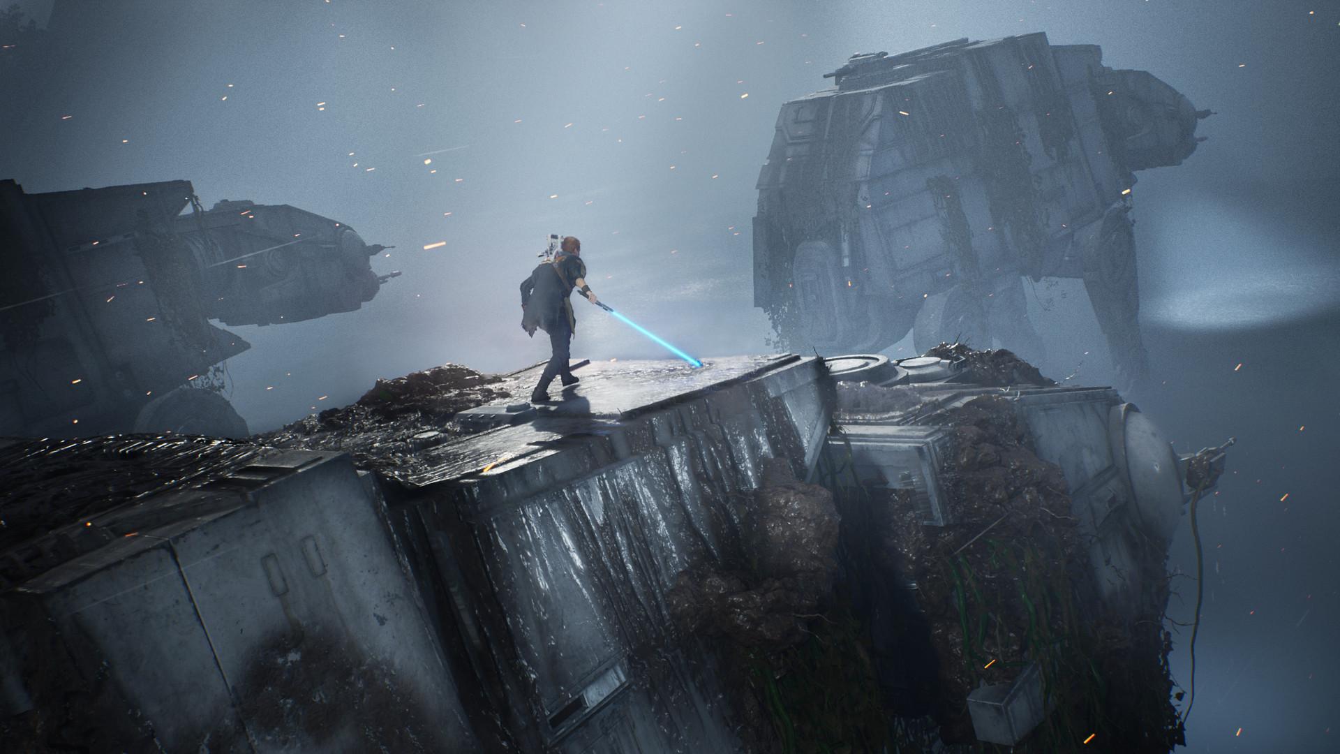 Star Wars Jedi: Fallen Order [2019|Rus|Eng|Multi13]
