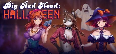 Big Red Hood: Halloween title thumbnail