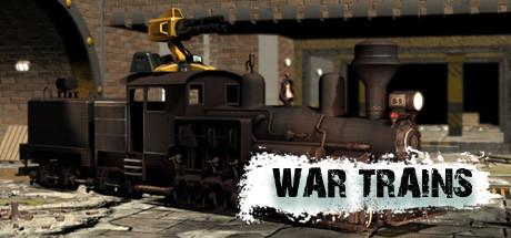War Trains cover art