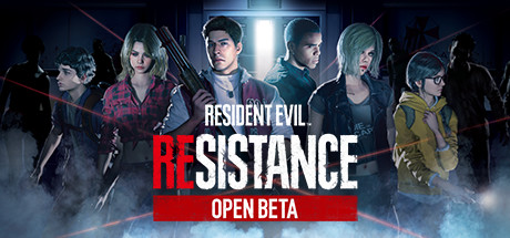 Resident Evil Resistance Open Beta Cover Image