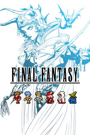FINAL FANTASY poster image on Steam Backlog