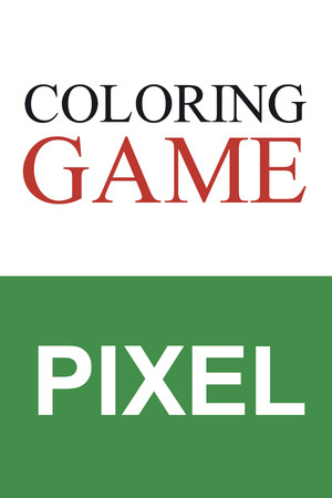 Coloring Game: Pixel poster image on Steam Backlog