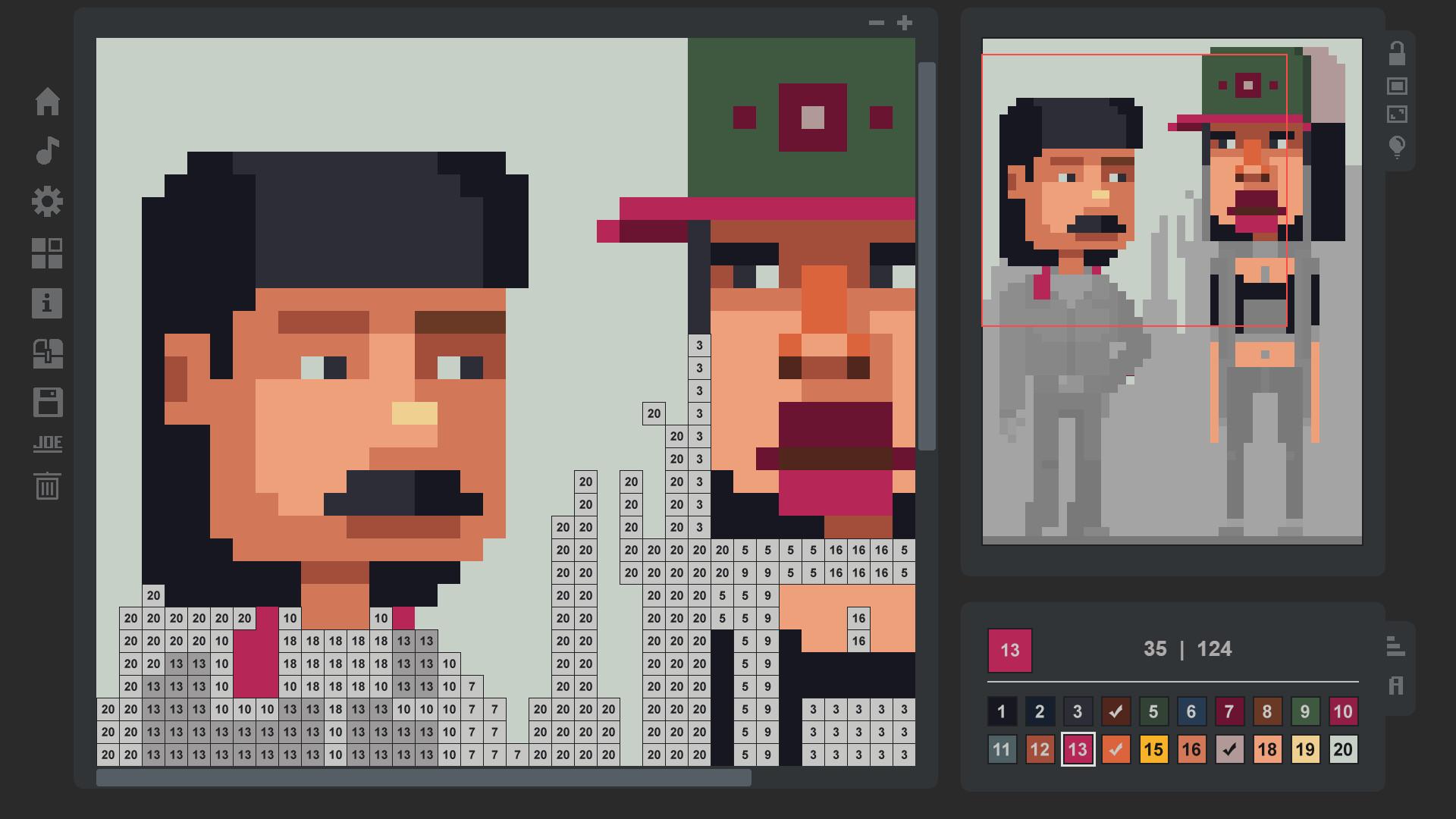 Download Coloring Game: Pixel Full PC/MAC Game