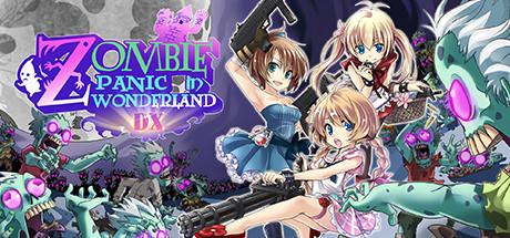 Zombie Panic In Wonderland DX Capa