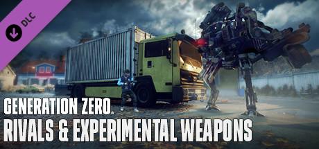 Generation Zero - Rivals & Experimental Weapons