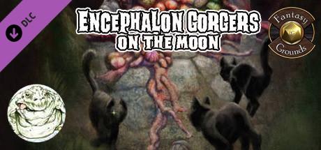 Купить Fantasy Grounds - Encephalon Gorgers on the Moon (5E) (DLC)