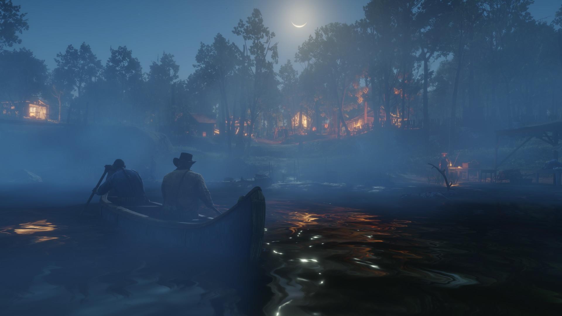 Red Dead Redemption 2 Resimleri