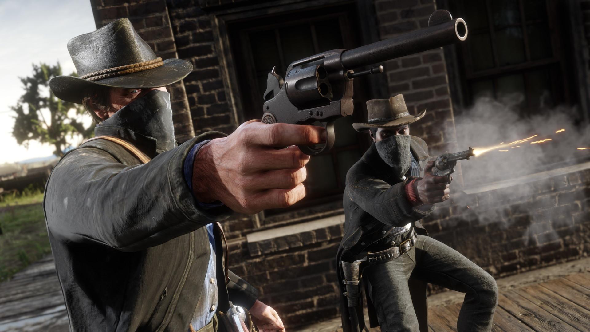 Link Tải Game Red Dead Redemption 2 Miễn Phí Thành Công