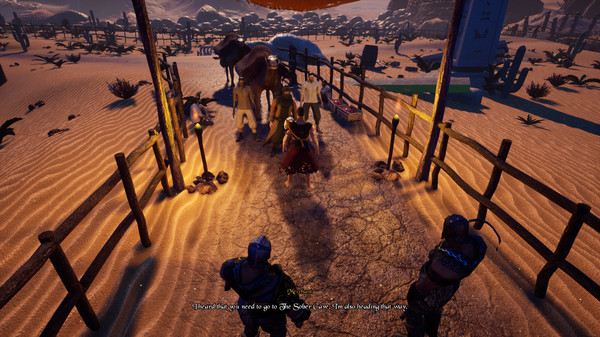 Capture d'écran n°8 du Jeu Lands of Pharaoh: Episode 1
