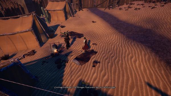 Capture d'écran n°4 du Jeu Lands of Pharaoh: Episode 1
