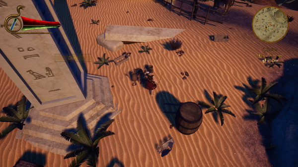 Capture d'écran n°6 du Jeu Lands of Pharaoh: Episode 1