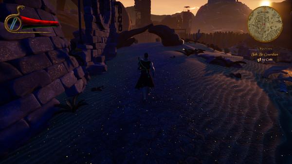 Capture d'écran n°1 du Jeu Lands of Pharaoh: Episode 1