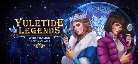 Yuletide Legends: Who Framed Santa Claus