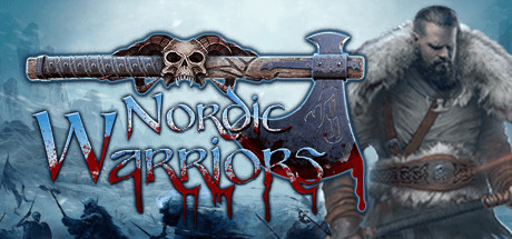 Nordic Warriors Capa