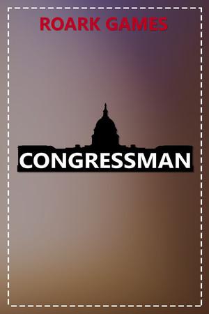 Roark Games: Congressman poster image on Steam Backlog