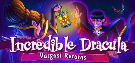Image for Incredible Dracula: Vargosi Returns