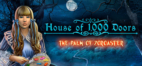 Image for House of 1000 Doors: The Palm of Zoroaster