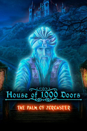 House of 1000 Doors: The Palm of Zoroaster poster image on Steam Backlog