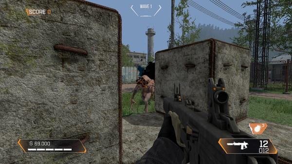 Скриншот из Forbidden Ingress