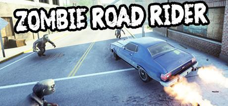 Zombie Road Rider Capa
