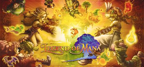 Legend of Mana cover art