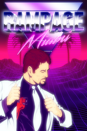 Rampage Miami poster image on Steam Backlog