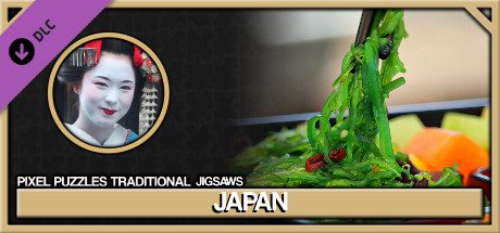 Pixel Puzzles Traditional Jigsaws Pack: Japan