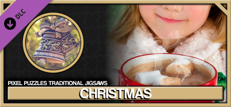 Pixel Puzzles Traditional Jigsaws Pack: Christmas