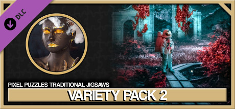 Pixel Puzzles Traditional Jigsaws Pack: Variety Pack 2