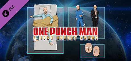 ONE PUNCH MAN: A HERO NOBODY KNOWS Pre-Order DLC Pack