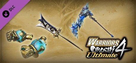 WARRIORS OROCHI 4 Ultimate - Legendary Weapons OROCHI Pack 4