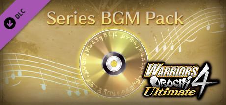 WARRIORS OROCHI 4 Ultimate - Series BGM Pack