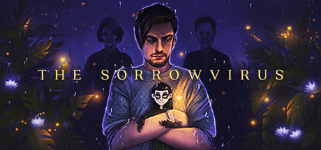 The Sorrowvirus A Faceless Short Story Capa