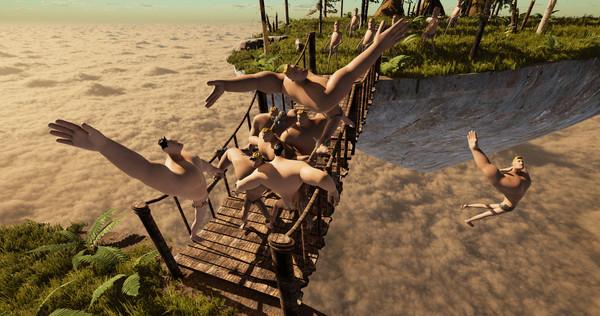 Capture d'écran n°3 du Jeu Evolution Battle Simulator: Prehistoric Times