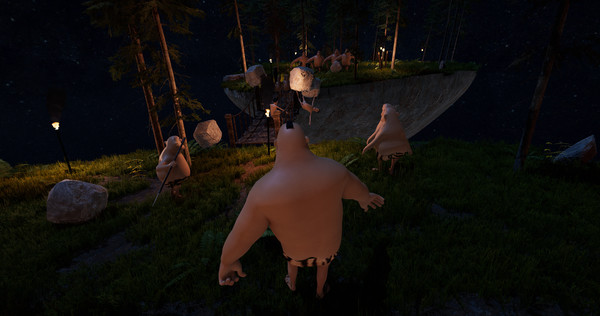 Capture d'écran n°5 du Jeu Evolution Battle Simulator: Prehistoric Times
