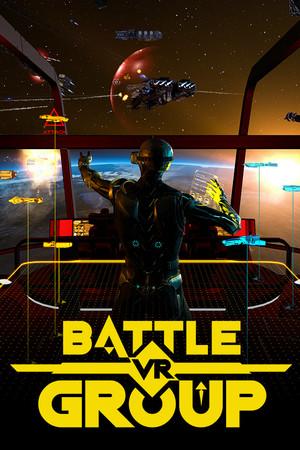 BattleGroupVR poster image on Steam Backlog