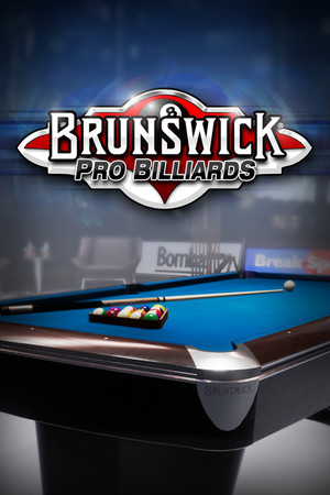 Brunswick Pro Billiards poster image on Steam Backlog