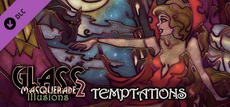 Glass Masquerade 2: Illusions - Temptations Puzzle Pack cover art