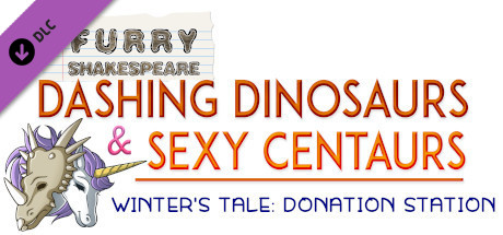 Dashing Dinosaurs & Sexy Centaurs: Winter's Tale: Donation Station